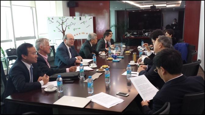 GCL Deheng Shenzen Global Cross Legal